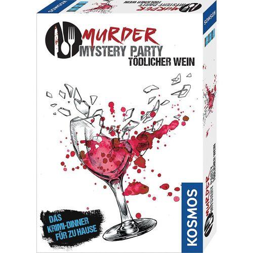 Kosmos Spiel, »Murder Mystery Party - Tödlicher Wein«