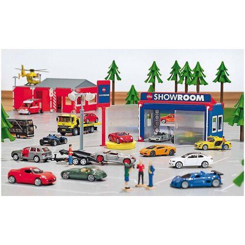 Siku Spiel-Parkgarage »5504 World Autohaus 1:50«