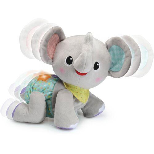 Vtech® Kuscheltier »Krabbel mit mir - Elefant«