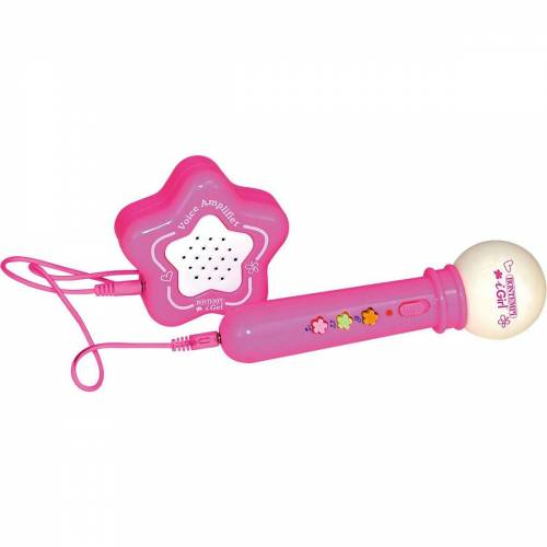 Bontempi Mikrofon »Mikrofon mit Gürtel-Verstärker«