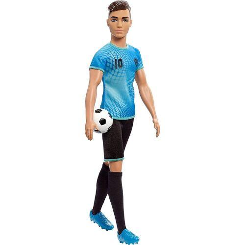 Mattel Anziehpuppe »Barbie Ken Career Puppe Rettungsschwimmer«, türkis-kombi