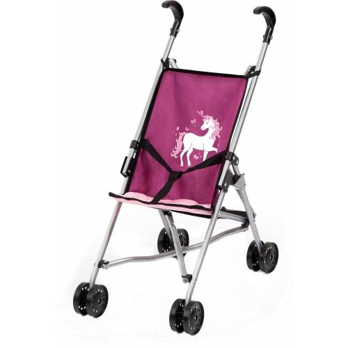 Bayer Puppenwagen »Puppen-Buggy, lila«, lila