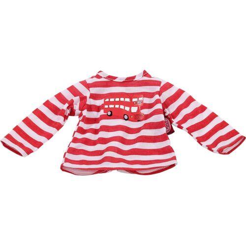 GÖTZ Puppenkleidung »Puppenkleidung T-Shirt, London bus 30-33 cm«
