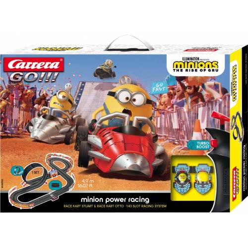 Carrera® RC-Buggy »RC - Supercross, 2,4GHz«, mit LED Licht