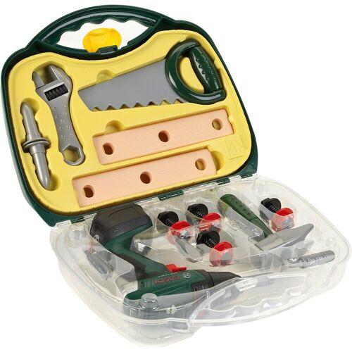 Klein Spielwerkzeugkoffer »Bosch Akkuschrauber-Koffer mit Zubehör«