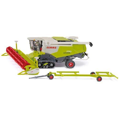 Siku Spielzeug-Mähdrescher »Farmer, Claas Lexion 770 mit Raupenfahrwerk«