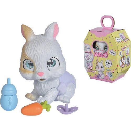 SIMBA Tier-Beschäftigungsspielzeug »Pamper Petz Katze«, weiß-kombi