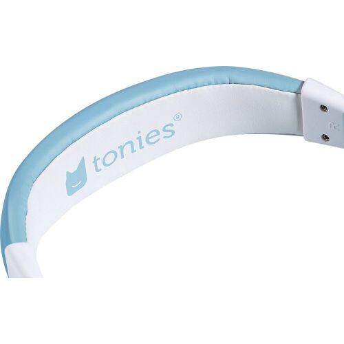 tonies »Tonie Kinderkopfhörer - Lauscher, grün« Kinder-Kopfhörer, hellblau