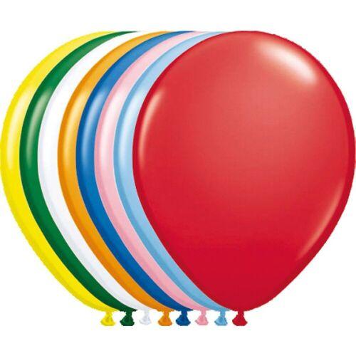 Folat Luftballon »Luftballons Metallic, 50 Stück«