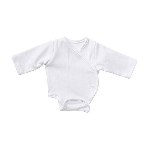 Emil Schwenk Puppenkleidung »Puppenkleidung Body langarm, weiß, 38 cm«, weiß Modell 2