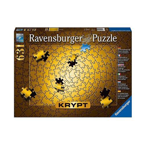 Ravensburger Puzzle »Puzzle 631 Teile, 70x50 cm, Krypt Gold«, Puzzleteile