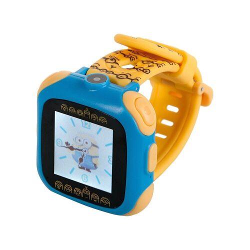 Lexibook® Minions Smartwatch mit Kamera Smartwatch (Weitere Systeme)