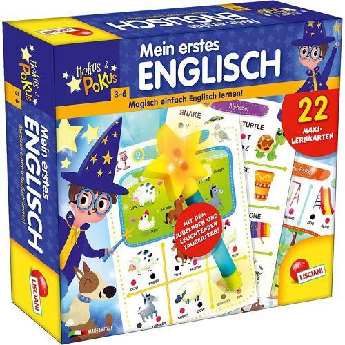 Lisciani Lernspielzeug »Mein erstes Englisch«