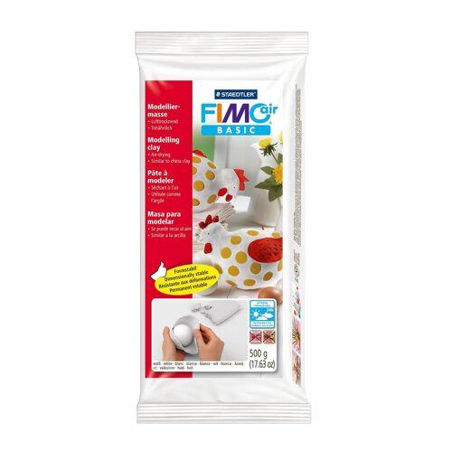 FIMO Modelliermasse »Air Basic«, 500 g, Weiß