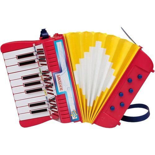 Bontempi Spielzeug-Musikinstrument »Akkordeon, 17 Tasten«