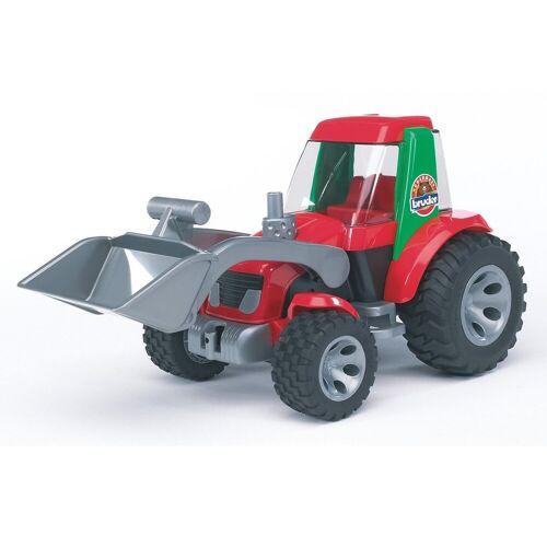Bruder® Spielzeug-Traktor »ROADMAX Traktor mit Frontlader«, mit Frontlader