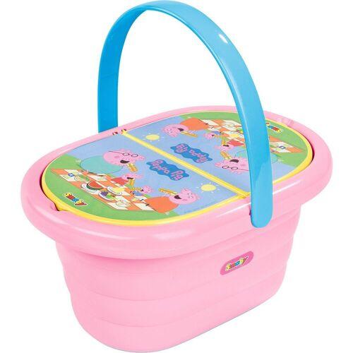 Smoby Spielgeschirr »Peppas Picknickkorb«