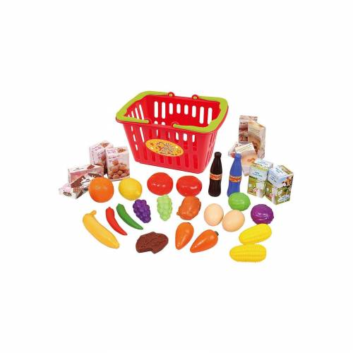 Playgo Einkaufskorb, gefüllt