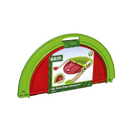 Brio Spielzeugeisenbahn-Set »Mitnehm-Spielkoffer mit Zug«