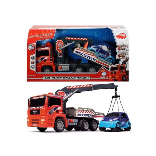 Dickie Toys Spielzeug-Auto »Air Pump Crane Truck«