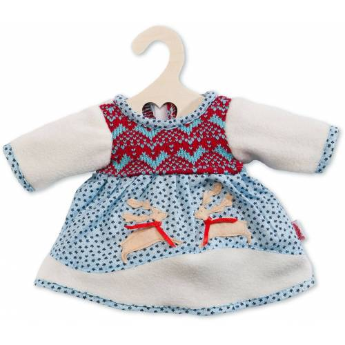 Heless Puppenkleidung »Winterkleid«