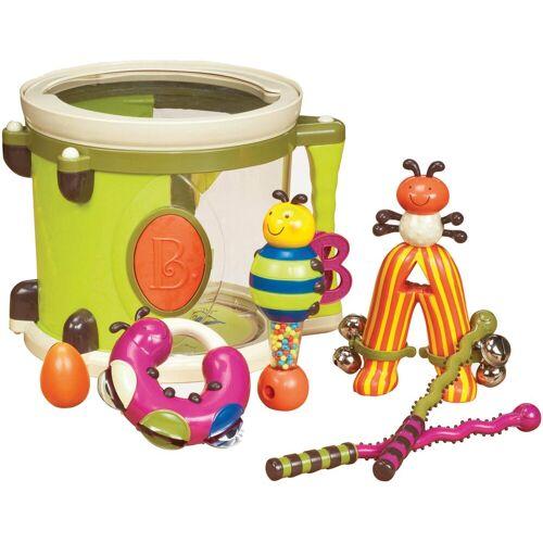 Spielzeug-Musikinstrument »Parum Pum Pum - Lime«, (9 tlg)