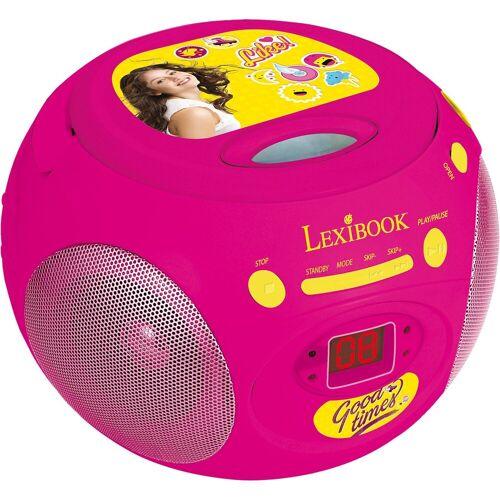 Lexibook® Soy Luna CD-Player mit Radio