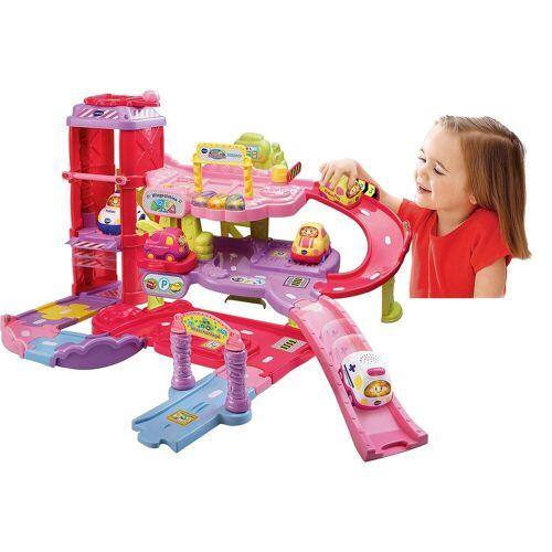 Vtech® Tut Tut Baby Flitzer - Spielset Parkgarage pink