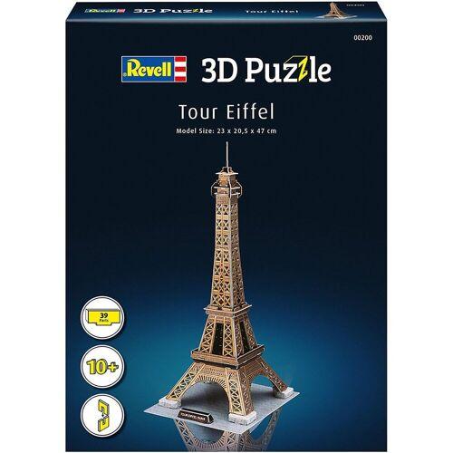 Revell® 3D-Puzzle »3D-Puzzle Eiffelturm, 39 Teile«, Puzzleteile