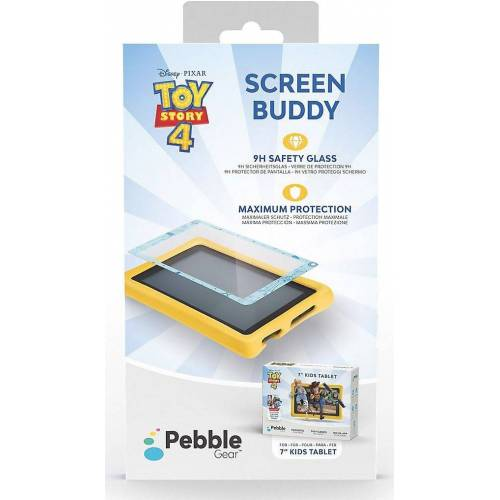 Disney Lerntablet »Screen Buddy für Kids Tablet Toy Story 4«, gelb