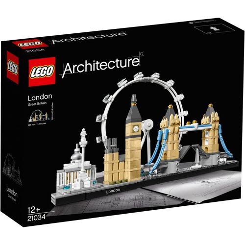 Lego Konstruktionsspielsteine »London (21034), Architecture«, (468 St)