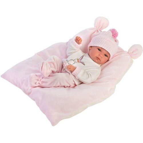 Babypuppe »Llorens, Bimba rosa, 35 cm«