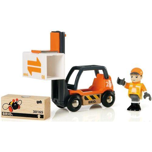 Brio Spielzeug-Gabelstapler »WORLD Gabelstapler«, bunt