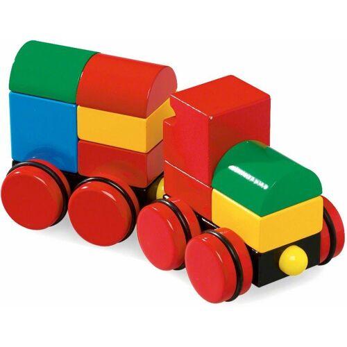 Brio Spielzeug-Zug »Magnetischer Holzzug«, bunt