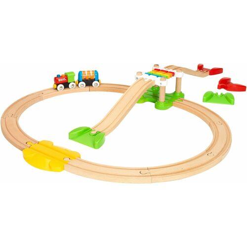 Brio Spielzeug-Eisenbahn »WORLD Mein erstes Bahn Spiel Set«, (Set)