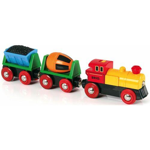 Brio Spielzeug-Eisenbahn »WORLD Zug mit Batterielok«, mit Licht