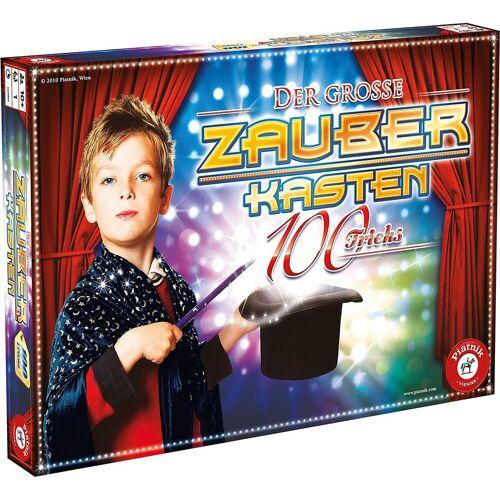 Piatnik Zauberkasten »Der große Zauberkasten mit 100 Tricks«