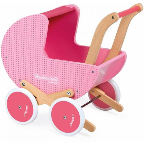 Janod Puppenwagen »Mademoiselle«, aus Holz