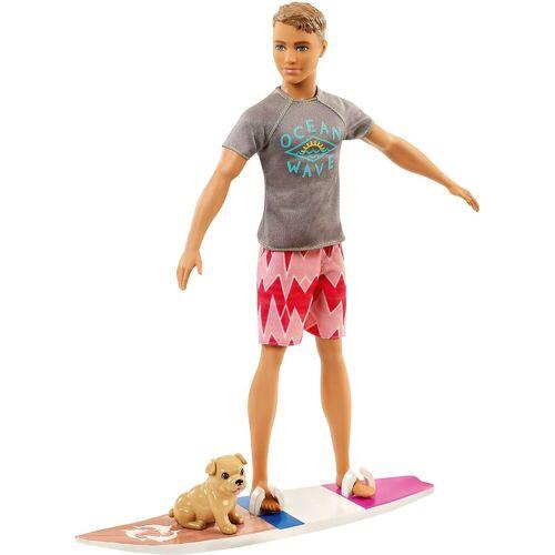 Mattel Barbie Magie der Delfine Surfer Ken