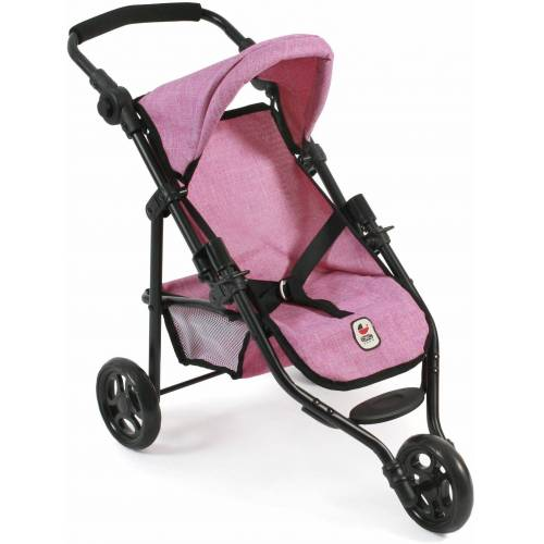 CHIC2000 Puppenbuggy »Lola, pink«