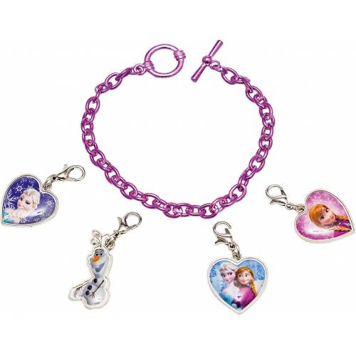 Joy Toy Armband »Armband Die Eiskönigin, mit 4 Anhängern«
