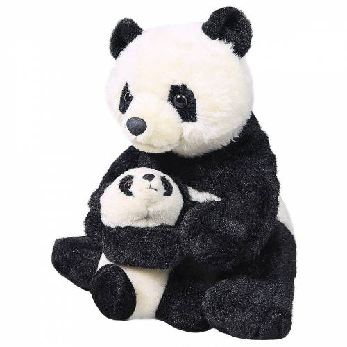 WILD REPUBLIC  WILD REPUBLIC  Kuscheltier »Mama und Baby Panda«