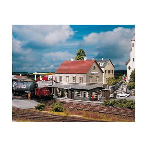 PIKO Modelleisenbahn-Set »Spur H0 Bausatz Bahnhof Burgstein«