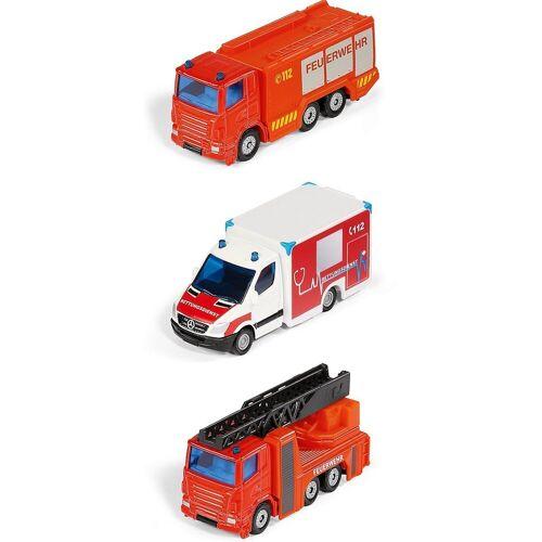 Siku Spielzeug-Auto »Notruf Set«