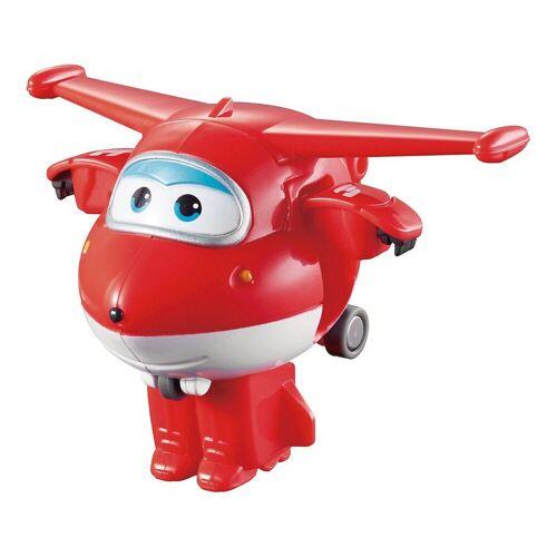 Super Wings Spielzeug-Flugzeug »Mini Transform-Flugzeug Jerome«, rot