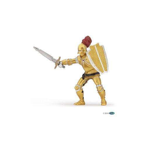papo Spielfigur »Ritter in goldener Rüstung«