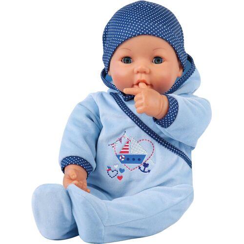 Bayer Babypuppe »Babypuppe Hello Baby Boy, 46 cm«