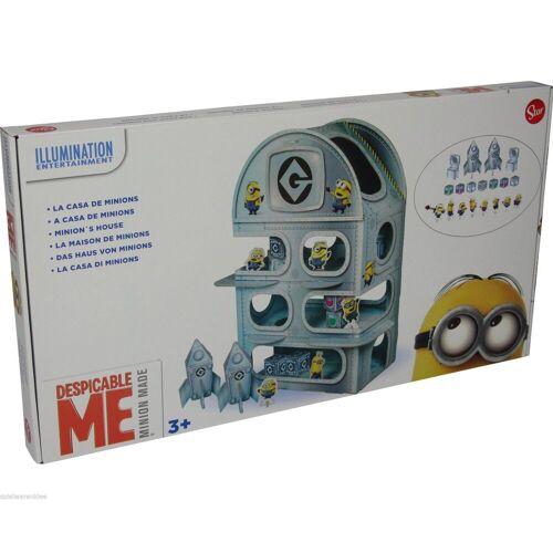 Minions 3D-Puzzle, Puzzleteile