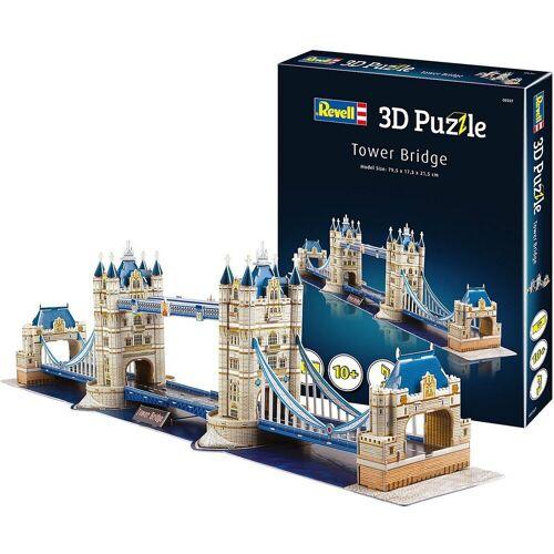 Revell® 3D-Puzzle »3D-Puzzle Tower Bridge«, Puzzleteile