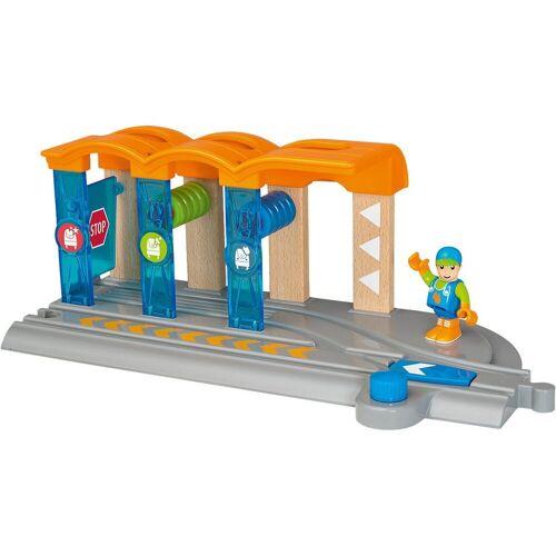 Brio Spielzeug-Eisenbahn »Smart Tech Waschanlage für Züge«